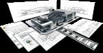 Как управлять чертежами в Architectural Desktop
